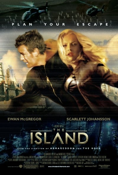 Poster Of The Island (2005) Full Movie Hindi Dubbed Free Download Watch Online At Alldownloads4u.Com