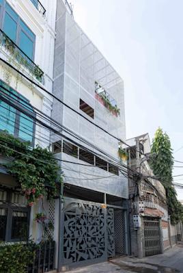 Sóc's House mẫu nhà phố nằm trong ngõ hẻm tại Vũng Tàu