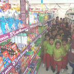 Field trip to Aadhar Super Market (Witty World, Jr. kg.) 14.07.2017