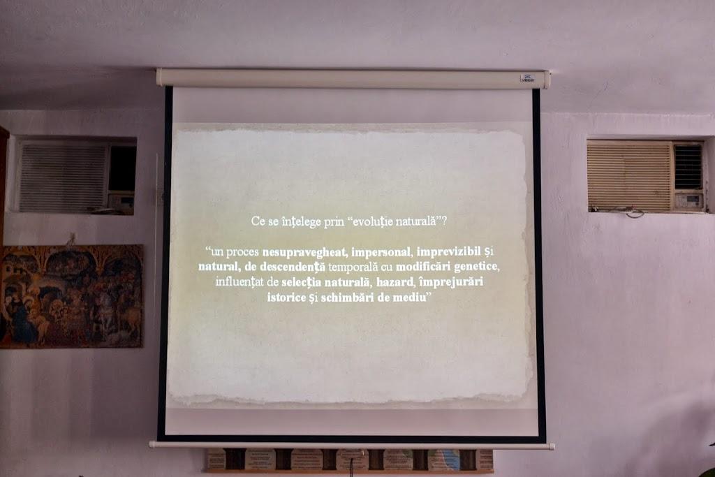 Despre evolutie, cu Elena Blanaru - 009