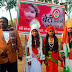 श्रीदत्तगंज बलरामपुर में धूमधाम से मनाया गया गणतंत्र दिवस बच्चों के मन मोहक सुन्दर झांकियों से मन मोह लिया।