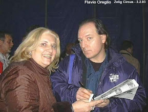 Photo: Flavio Oreglio - Zelig 2003