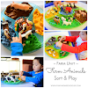 Farm Animals Sort & Play