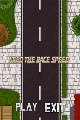 Need the Race Speed
