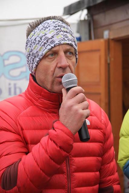 Federico Gorda, presidente dell'Enal Sport Villaga