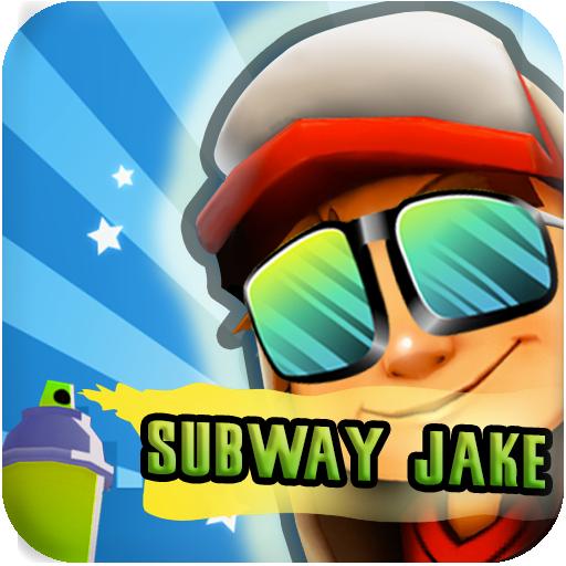 Subway Jake Run Adventure