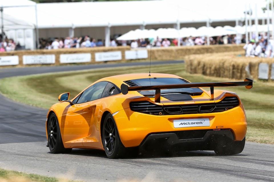 McLaren 12C GT Sprint 4