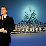 2005-11-21 Jantar na koncercie urodzinowym Uniwersytetu Warszawskiego