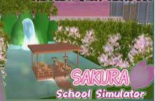 ID Wisata Air Tawar Di Sakura School Simulator