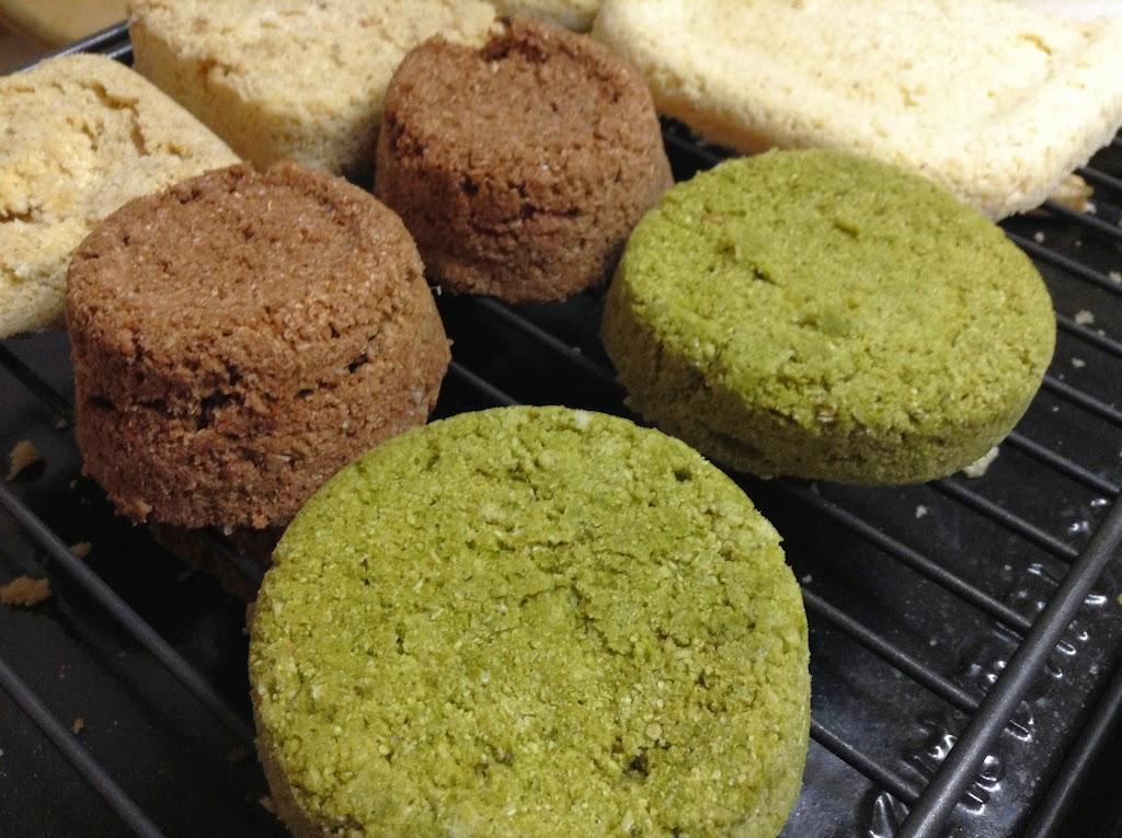 定番!糖質2.5gおからパウダー 蒸しパン4種類~レンジで簡単 糖質