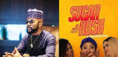 FG orders cinemas to stop showing Banky W's movie