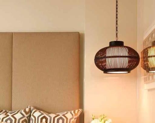 ランプの装飾のデザイン