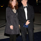 OIC - ENTSIMAGES.COM - Victoria and Ian Hislop at the National Theatre's fundraising gala  South Bank London Photo Mobis Photos/OIC 0203 174 1069
