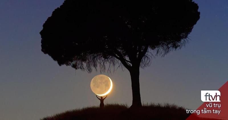 Hái trăng tặng người yêu