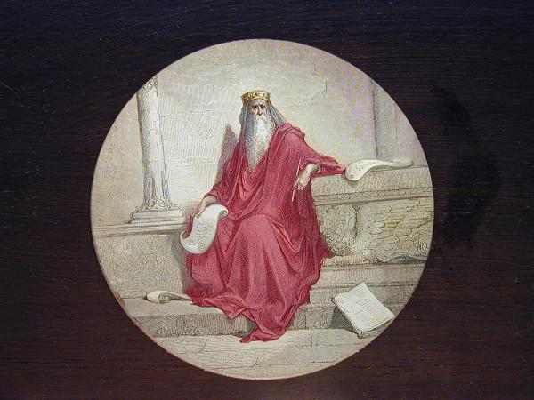 King Solomon A Time For Every Purpose, King Solomon
