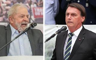 Lula, Huck e Ciro venceriam Bolsonaro no 2º turno em 2022, diz pesquisa