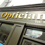 Commission for an Opticians