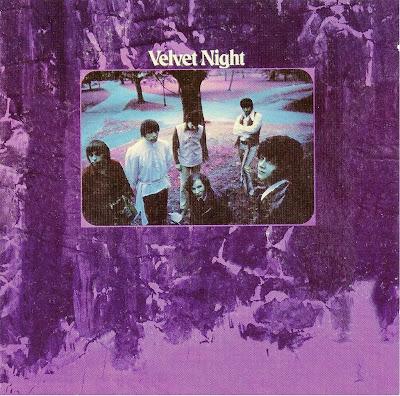 Velvet Night ~ 1969 ~ Velvet Night