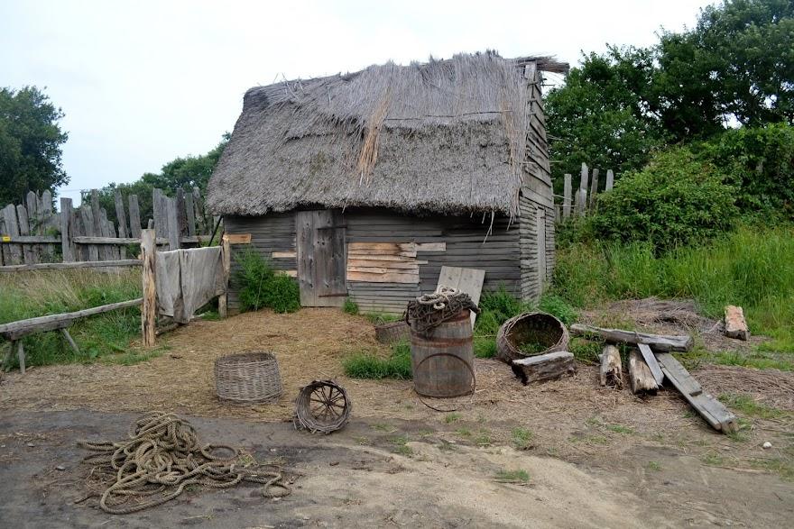 Плантация Плимут, Массачусетс (Plimoth Plantation, MA)