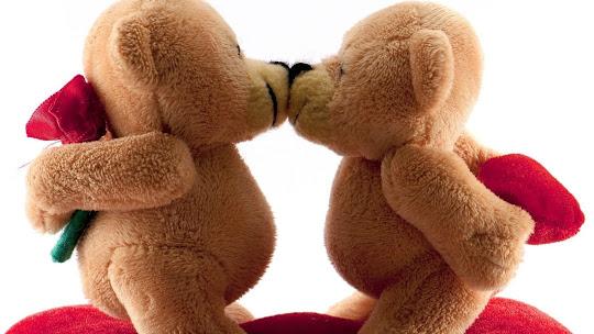 Valentinovo besplatne ljubavne slike čestitke pozadine za desktop 1920x1080 free download Valentines day 14 veljača medvjedić