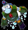 Bubbleman Snestalgia