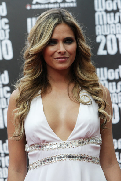 Clara Morgane World Music Awards 2010 Arrivals 3, Clara Morgane