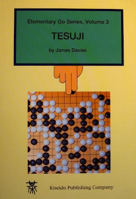 James Davies, Tesuji. Elementary Go Series, Vol. 3.