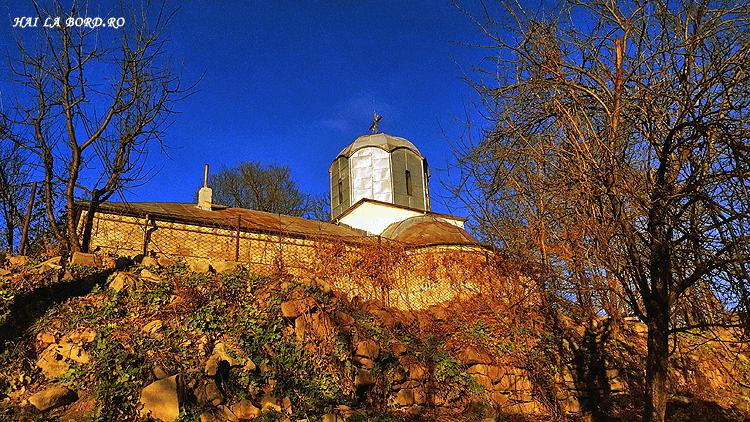 biserica manastire vizantea