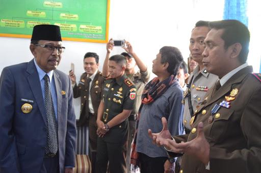 Bupati Resmikan Pustaka Adyaksa Indonesia Kejari Sinjai 'Dari Sinjai Untuk Indonesia'