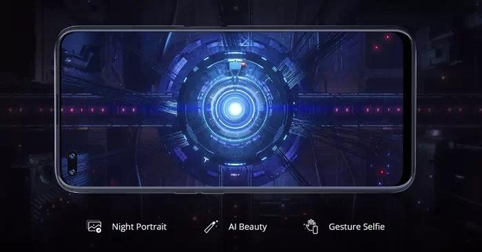 Layar Realme 6 Pro