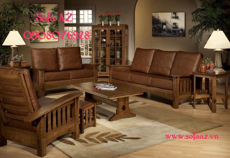 May nệm ghế sofa gỗ - May áo nệm sofa cao cấp tại TPHCM