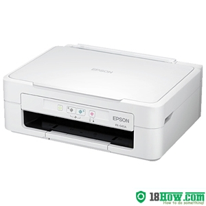 How to reset flashing lights for Epson PX-045A printer