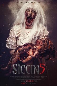 Siccin 5 - 2018 (Yerli Film) WEBRip XviD indir