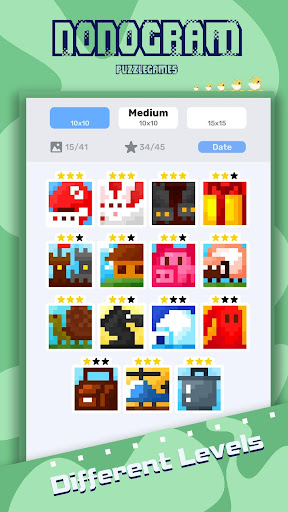 Nonogram - Logic Pixel Cross Puzzle  screenshots 3