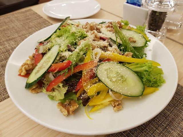 Hilton Garden Inn Puchong Garden Salad