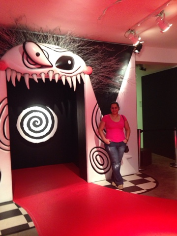 Exposição Tim Burton no Brasil