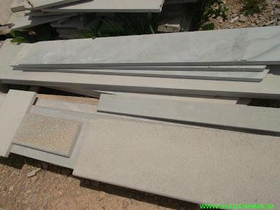 Bilecki kamen - stepenice po narudzbi