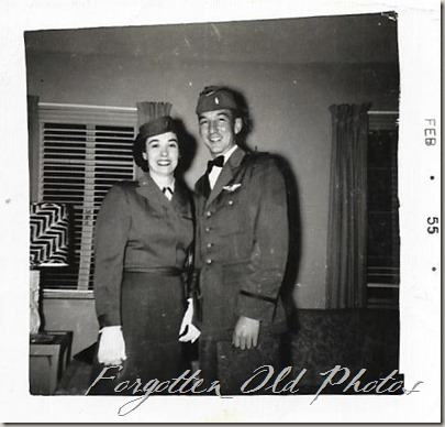 Stewardess and Pilot DL ant
