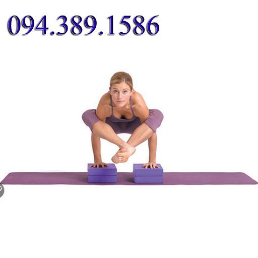 Gạch Yoga bằng xốp EVC
