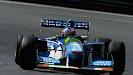 Michael Schumacher Benneton B194 Belgium (1994)