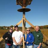 Guilford Salt Meadow Sanctuary Osprey Platform - sfs%252C10-25-09%2Bosprey%2Bplatform%2Binstall%252C133.JPG