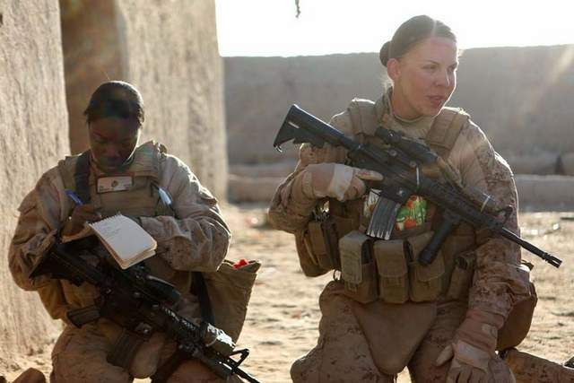 Staggering suicide rates for female U.S. veterans