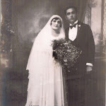 My Grandmother and Grandfather, Hilda and Sam Zegal on their Wedding Day in 1929.jpg