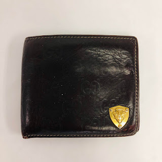 *SALE* Gucci Chocolate Brown Wallet