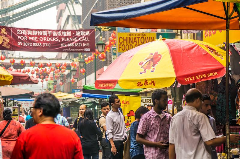 Kuala Lumpur Chinatown2