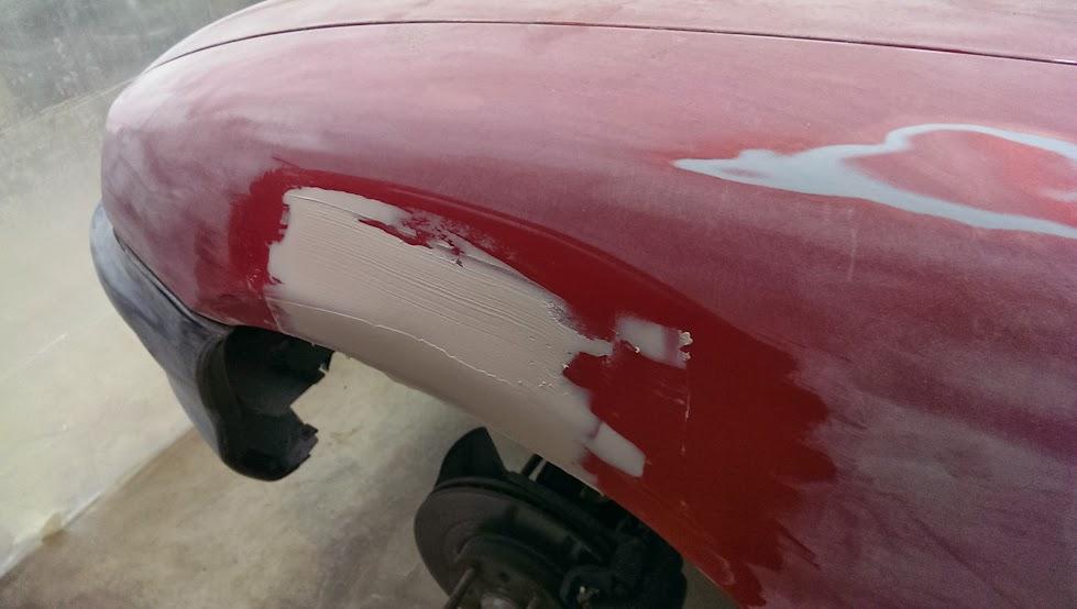 Miata Repaint - Spec Miata Garage - Mazda Racers