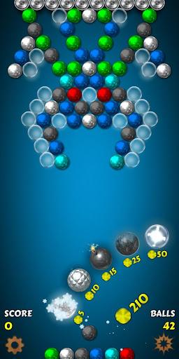 Magnet Balls 2 Free: Match-Three Physics Puzzle filehippodl screenshot 2