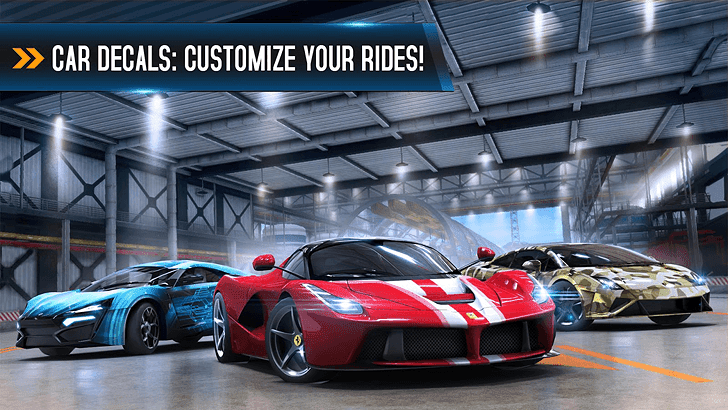Asphalt 8 Airborne App voor Android, iPhone en iPad