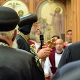 His Holiness Pope Tawadros II visit to St. Mark LA - DSC_0182.JPG