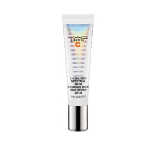 Lightful C   Coral Grass Tinted Cream SPF 30 with Radiance Booster